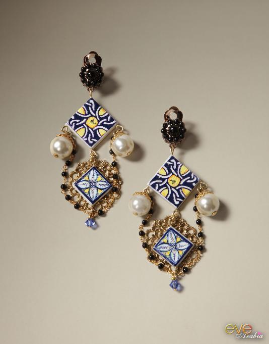 احدث تشكيلة مجوهرات دولتشي غابانا