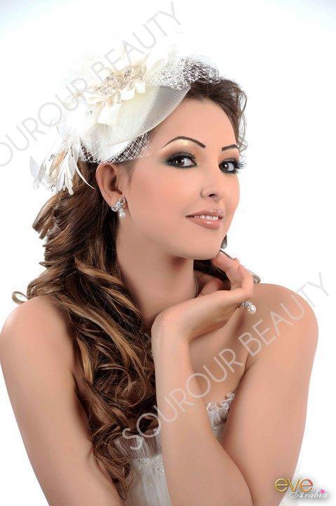 دردشة عرب 48: تسريحات شعر جديدة للعرائس 2012 - شات بنات عرب 48